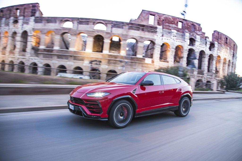 Fotos: © Automobili Lamborghini S.p.A.