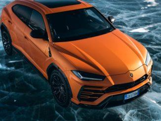 Fotos: © 2021 Automobili Lamborghini S.p.A.